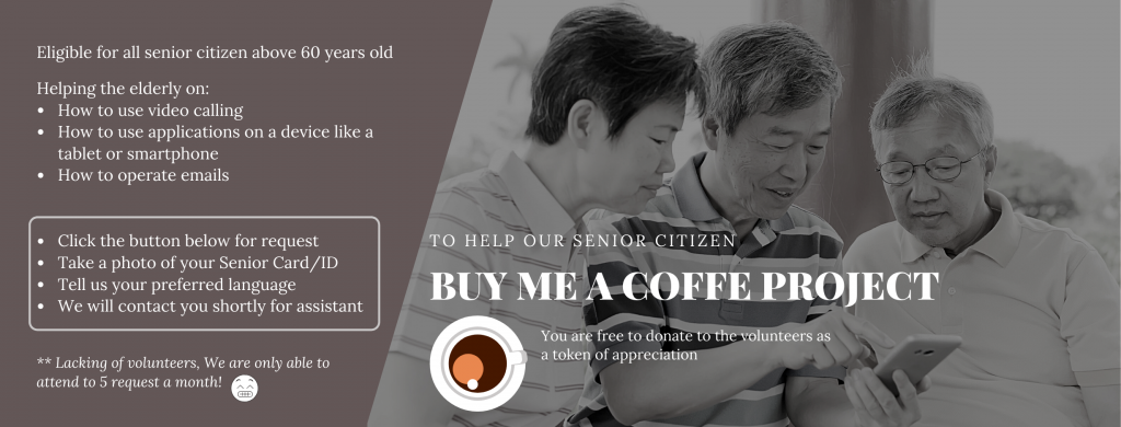 Buy me a coffe project